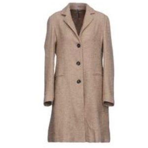 New Liviana Conti Beige Women Coat